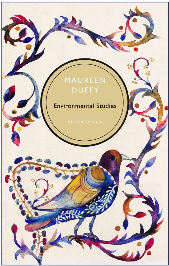 Cover of Environmental Studies - poetry collection, published in 2013 by Enitharmon